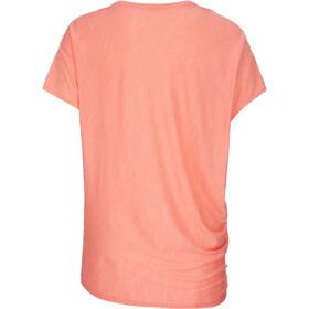 super.natural Yoga Loose T-paita Naiset, georgia peach melange